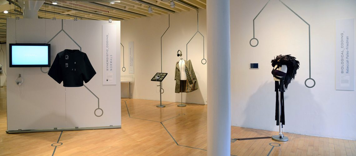 BioWear Project Exhibited at Coded Couture