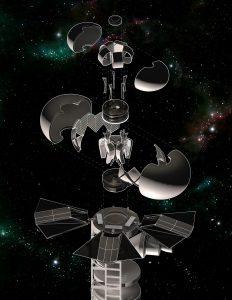 Mars Transit Habitat
