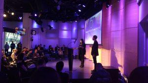 NYC Media Lab Combine Demo Day
