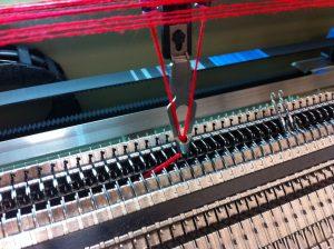 Shima Seiki's computerized knitting machines